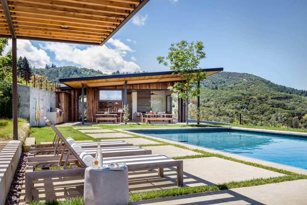 Modern Vineyard House by Adeeni Design Group - Sheet2