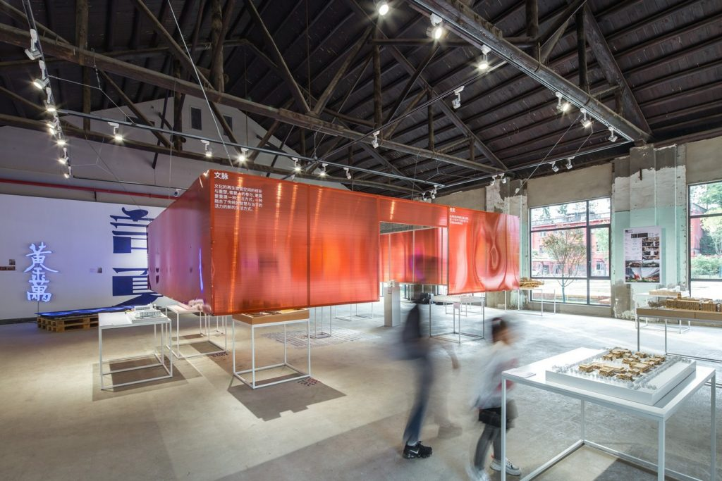 Red Town Art Design Center by UAO Design - Sheet10