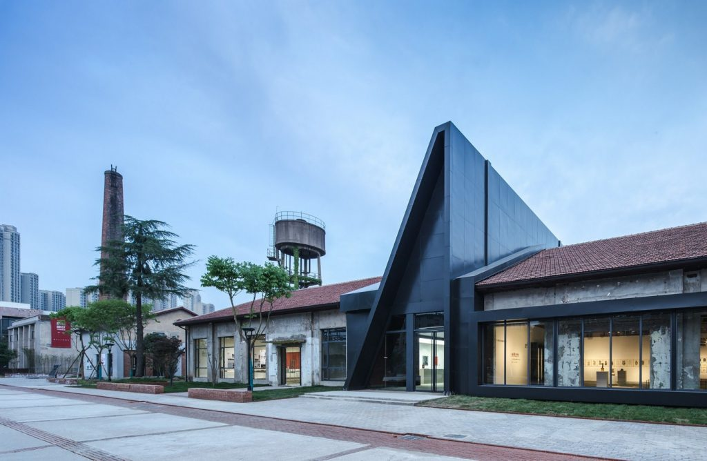 Red Town Art Design Center by UAO Design - Sheet3