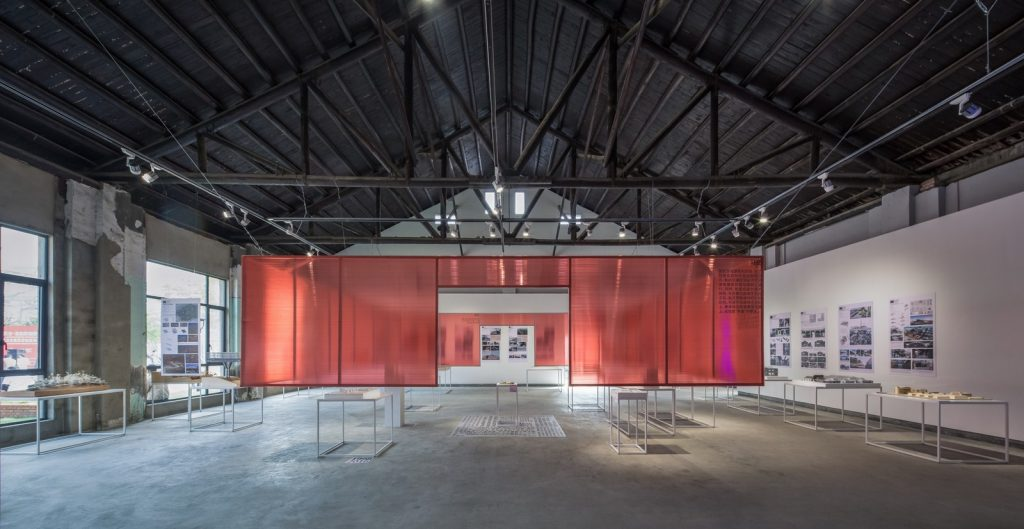 Red Town Art Design Center by UAO Design - Sheet9