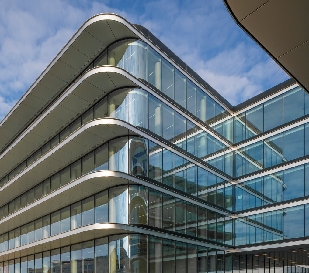ING's new office By Benthem Crouwel Architects - Sheet11