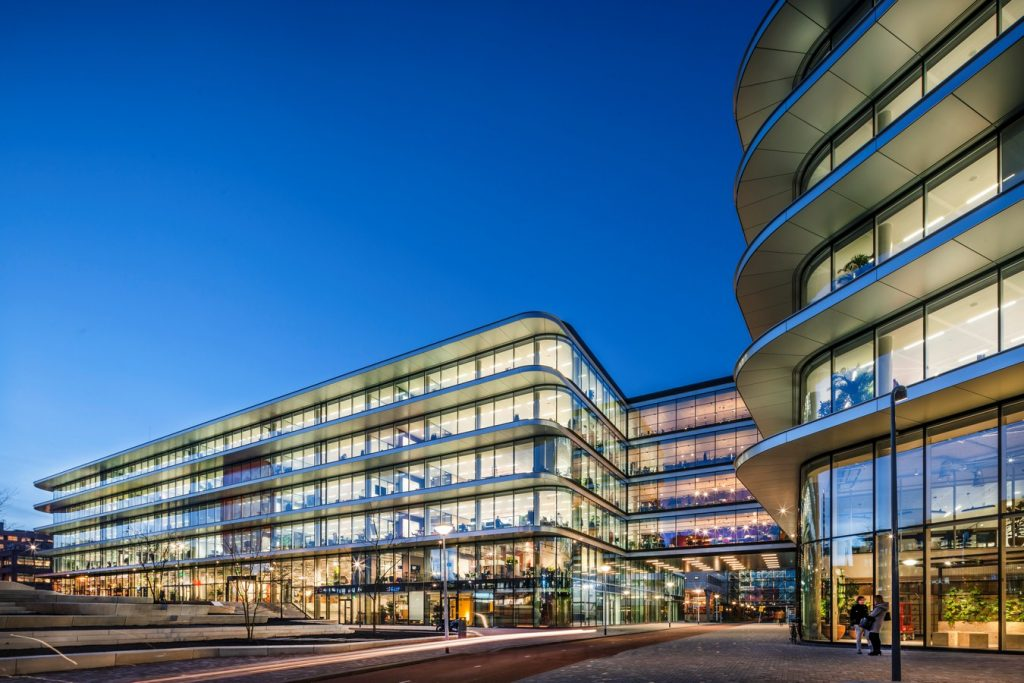 ING's new office By Benthem Crouwel Architects - Sheet8