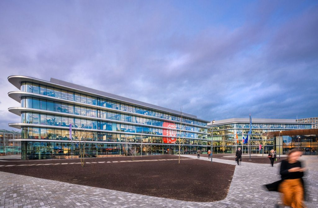 ING's new office By Benthem Crouwel Architects - Sheet9