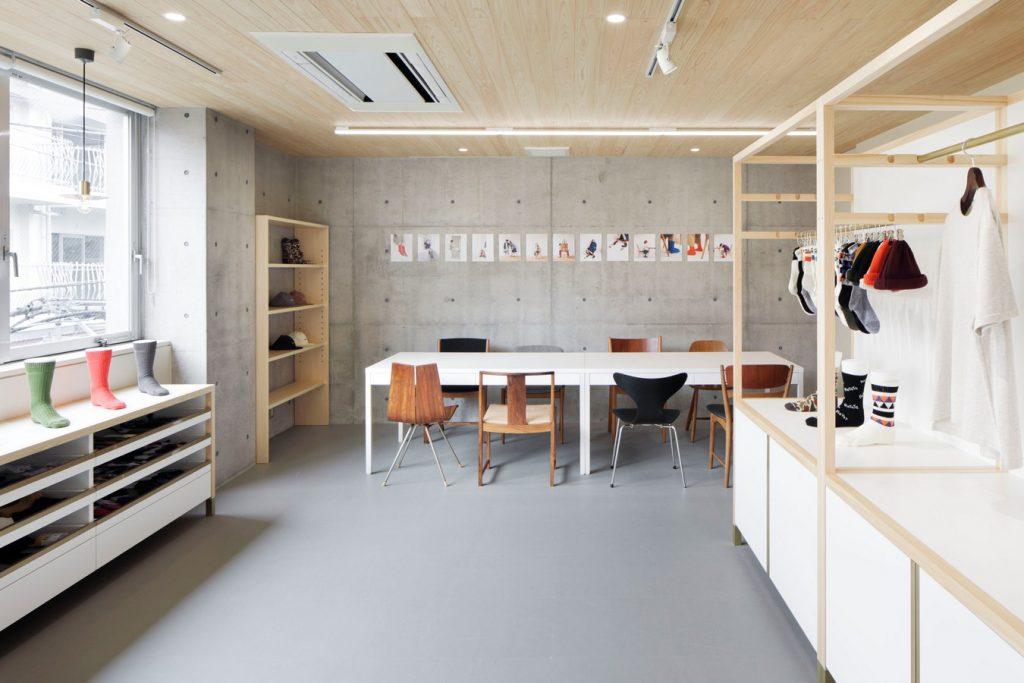 ROTOTO Tokyo Showroom by Hidenori Tsuboi Architects - Sheet2
