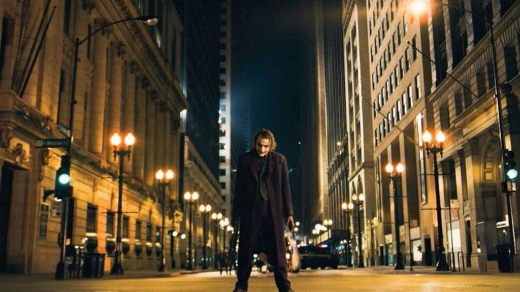 ARCHITECTURE OF SUPERHERO FILMS- DARK KNIGHT