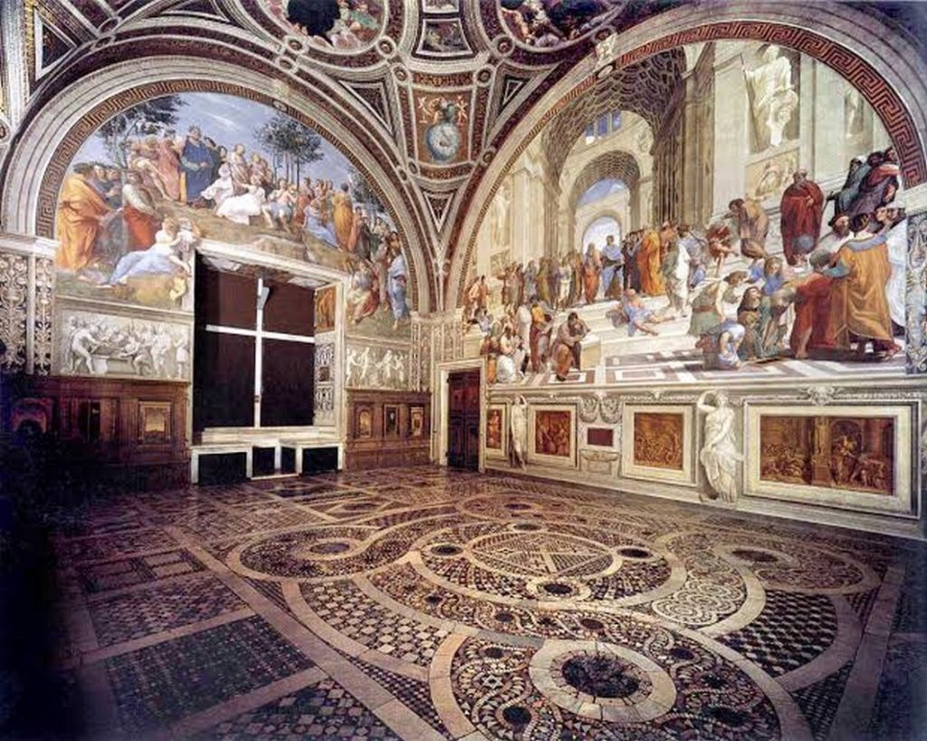 Exploring the Architecture of Vatican museums
