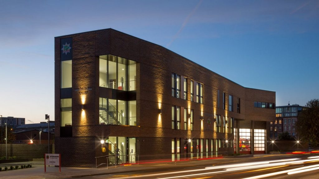 Architects in Nottingham | Top Architecture Firms in Nottingham England - London Road Fire Station, Nottingham by CPMG