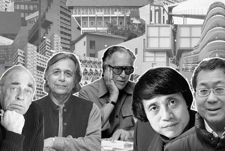 Famous Architects around the World and their design ideologies