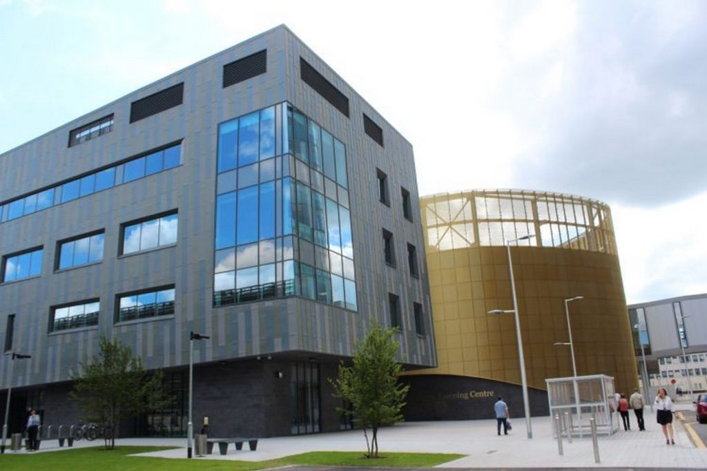 Architects in Glasgow - Top Architecture firms in Glasgow - BMJ Aarchitects - Queen Elizabeth Learning and Teaching Facility, Glasgow