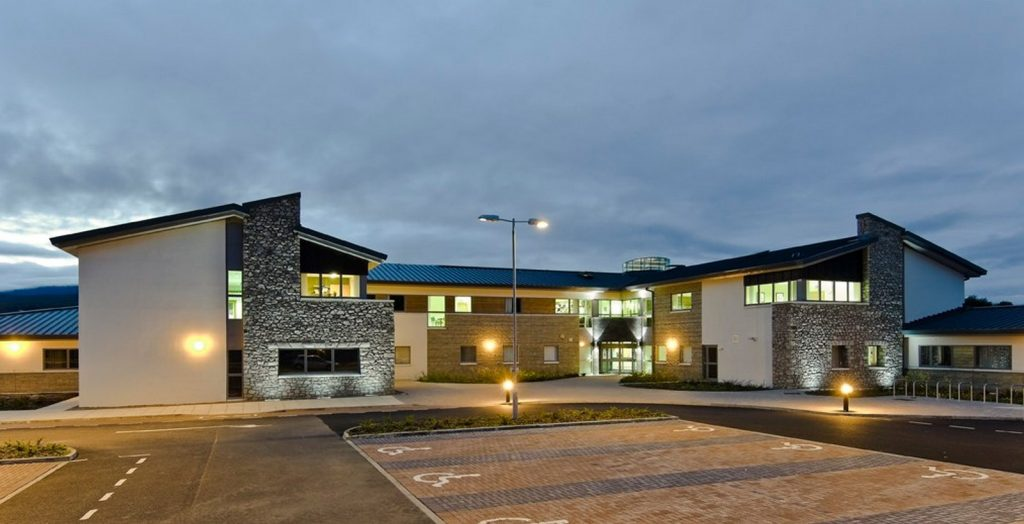 Architects in Glasgow - Top Architecture firms in Glasgow - Fort William medical center, Scotland by A10