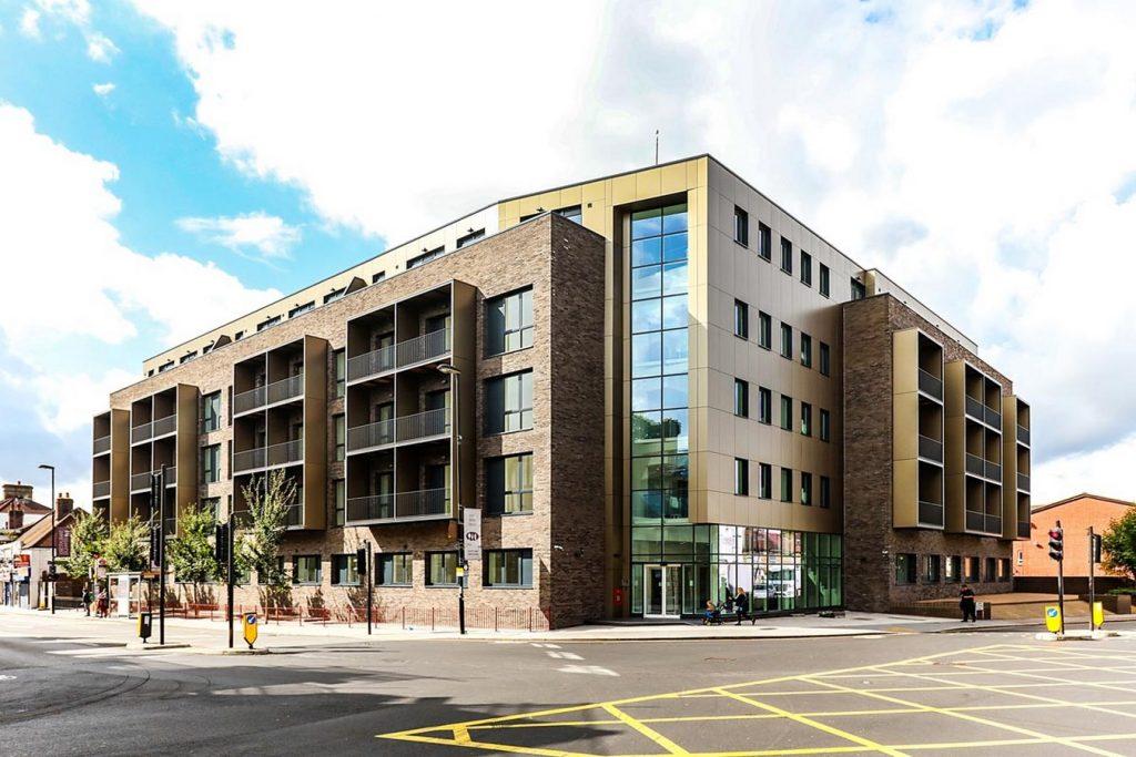 Central Cross, Croydon by Maith Designs