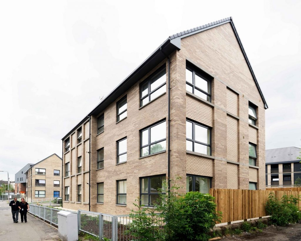 Kevindale Place, Glasgow by MAST