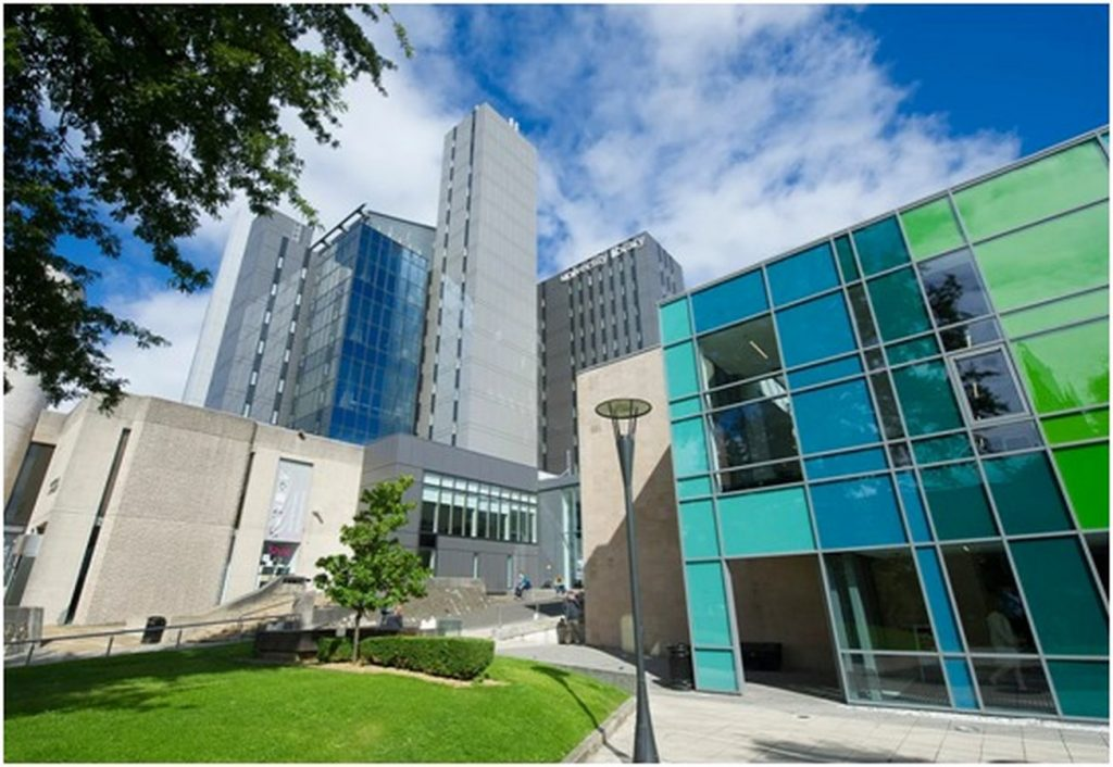 University of Glasgow by Nimmo & Partners