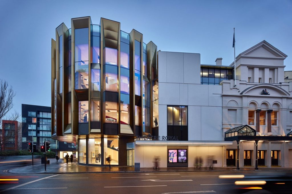 Royal Scottish Opera Theatre, Glasgow by Page Park