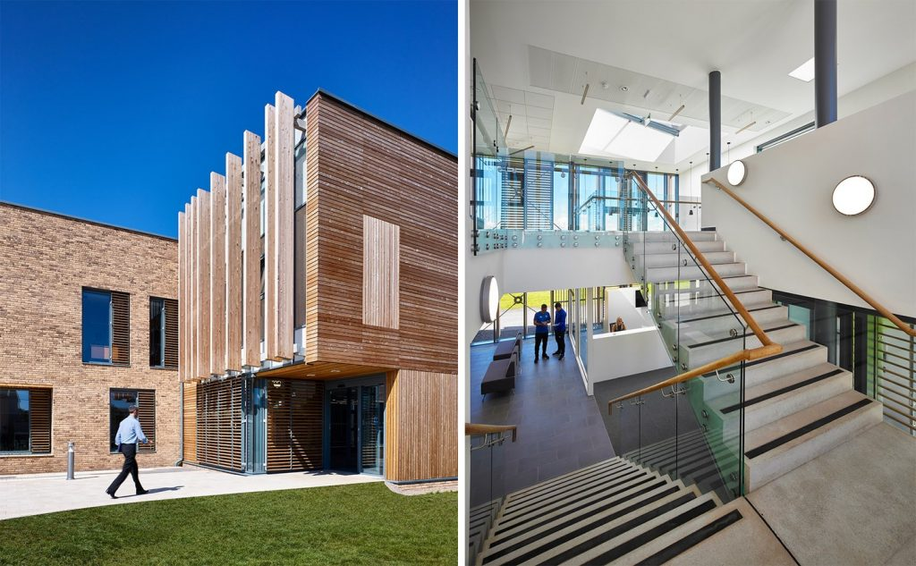 Architects in Glasgow - 40 Top Architecture firms in Glasgow - Quarry Road, Irvine by Anderson Bell + Christie