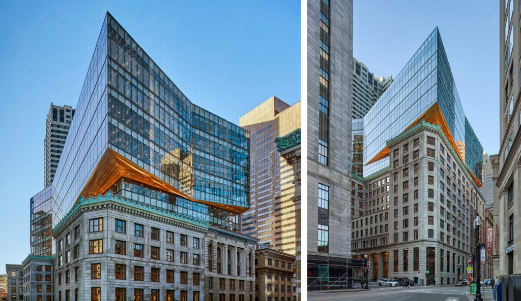 Top Architecture Firms in Boston: Congress Square Lab by Arrowstreet Architects