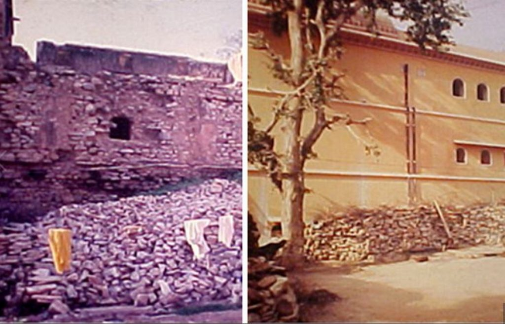 Conservation of Chanwar Palkhiwalon Ki Haveli - 3