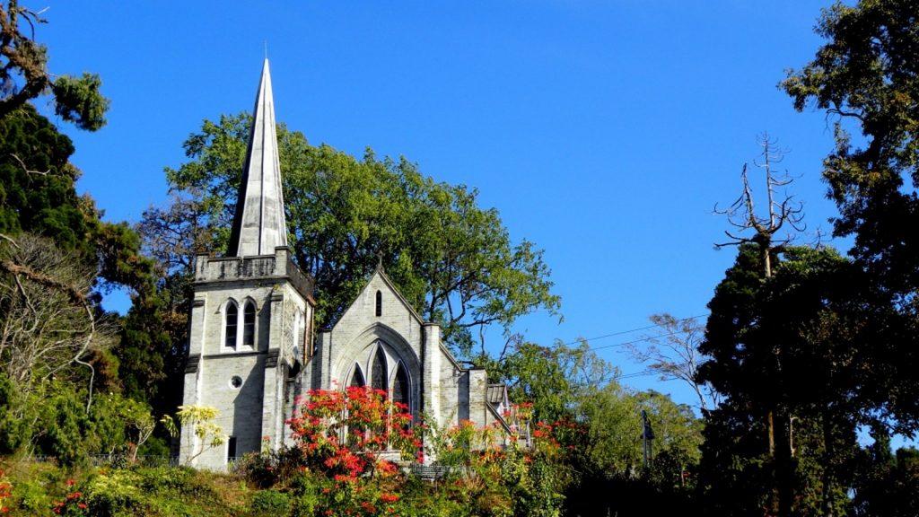 Katherine Graham Memorial Chapel