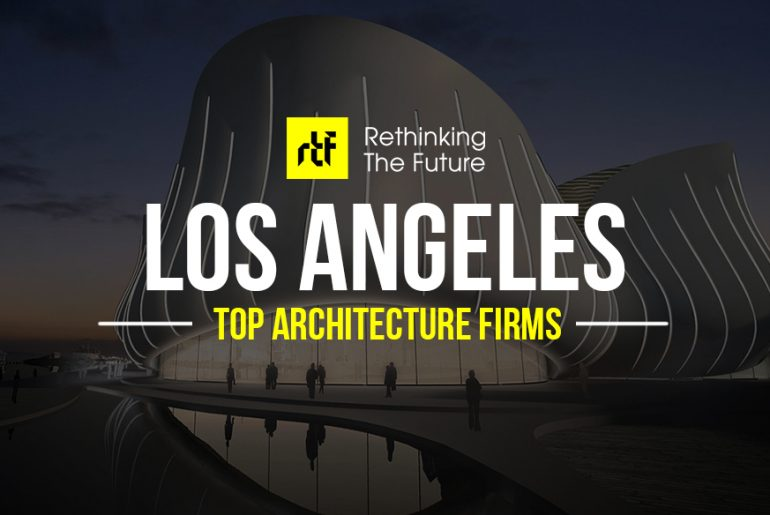 Top 50 Architecture Firms in Los Angeles