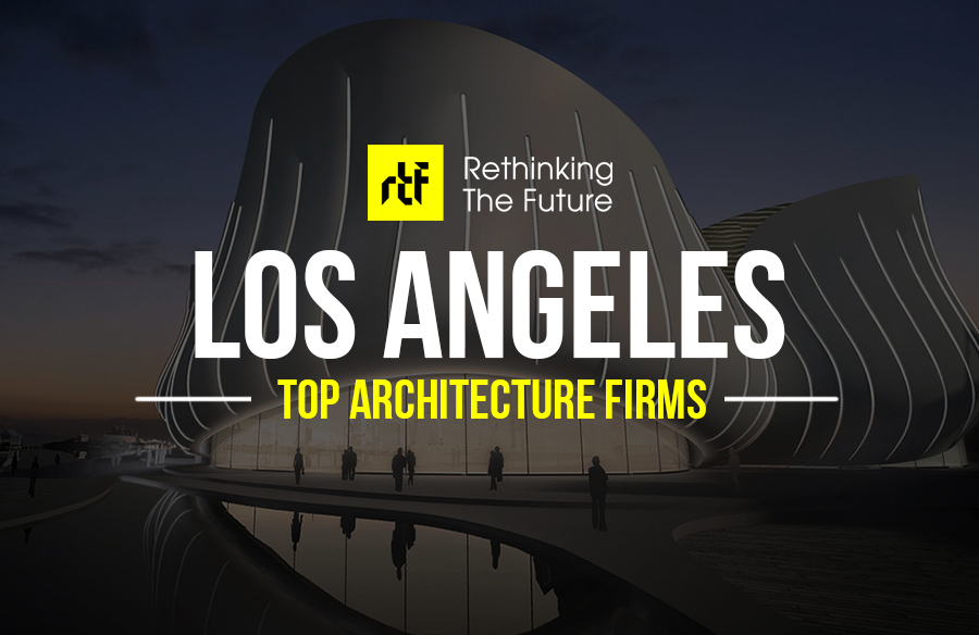 Small Architecture Firms Los Angeles