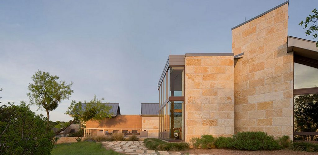 Architect Firms in Philadelphia - Marble Falls Residence by Cecil Baker