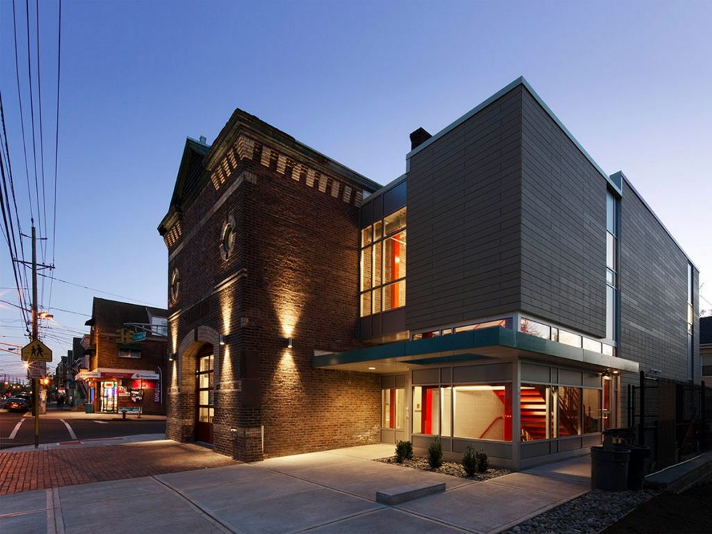 Remsen Firehouse Museum by DI Group Architects