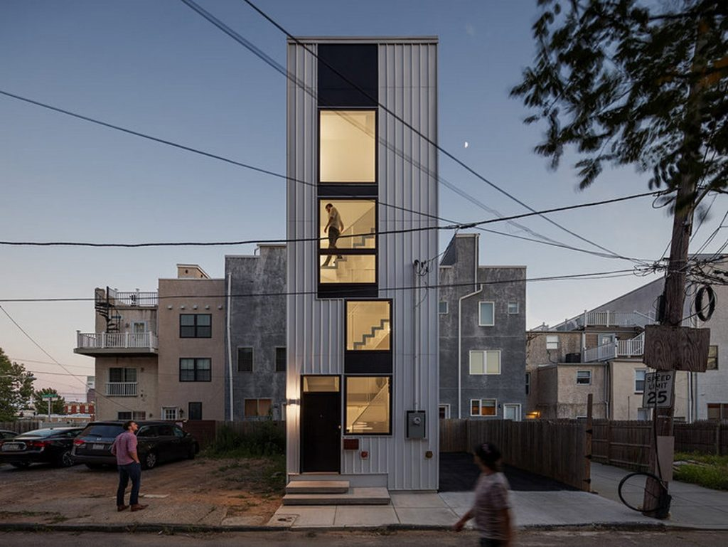 The tower by Is-architects