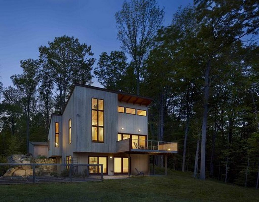 Spence House by Metcalfe Architects