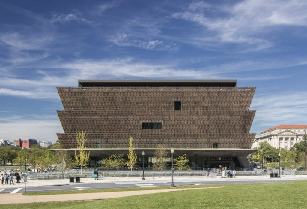 Architecture Firms in New York: Smithsonian NMAAHC by Adjaye Associates