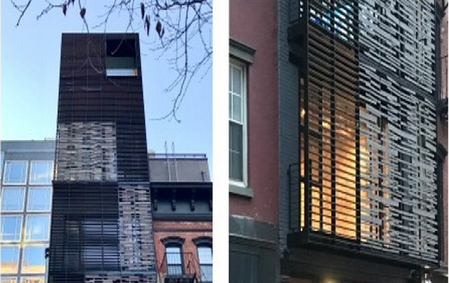 Architecture Firms in New York: 512 GW Townhouse by Archi-Tectonics