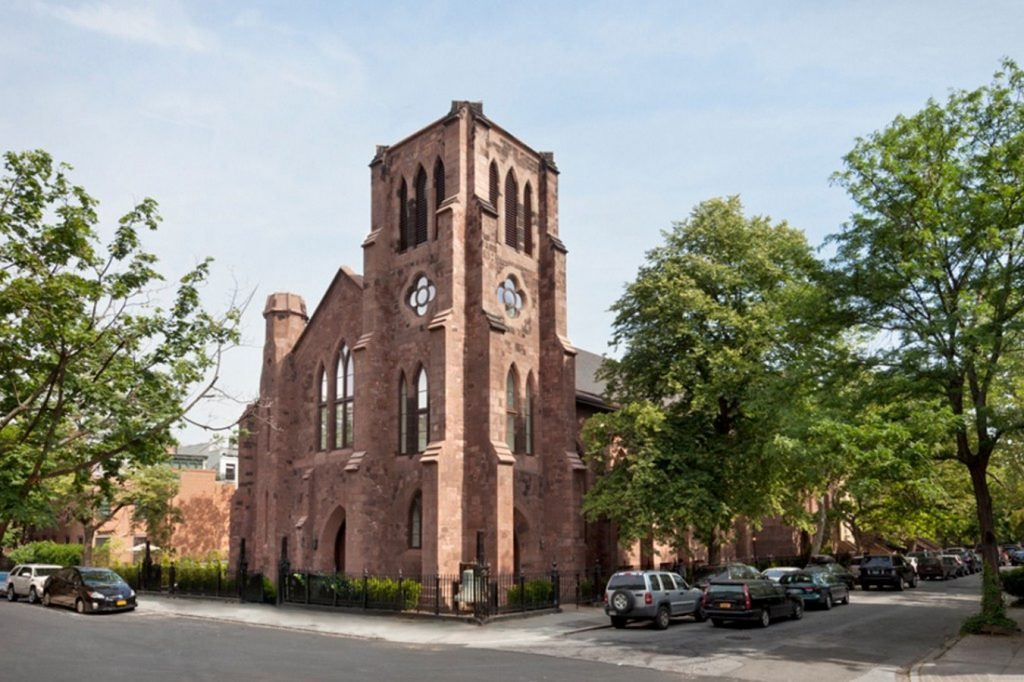 Architecture Firms in New York: Strong Place, Cobble hill New York by Baxt | Ingui Architects