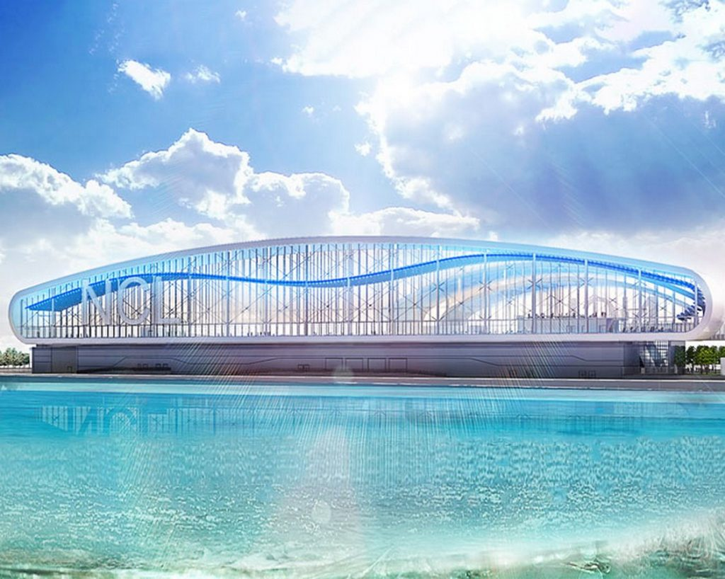 Architecture Firms in New York: Norwegian Cruise Line's Terminal B by B+A Partners