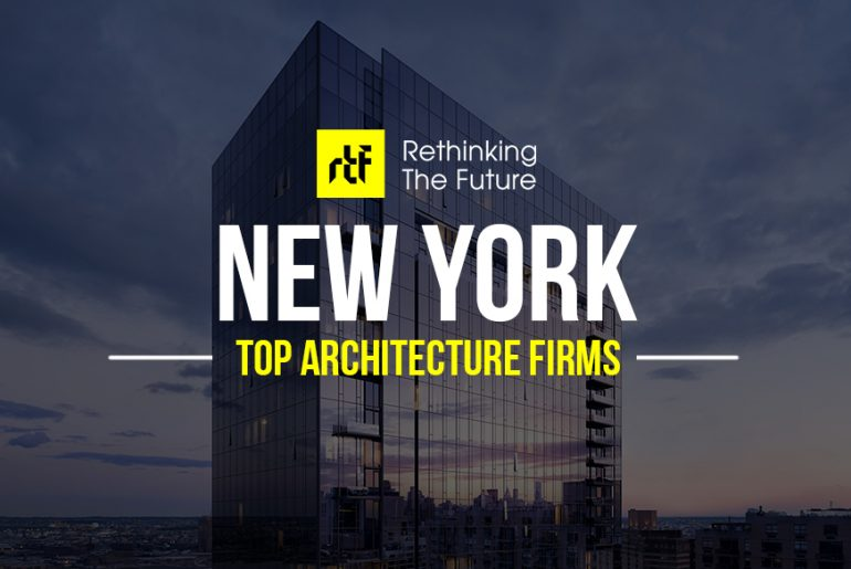 Top 50 Architecture Firms in New York - Rethinking The Future