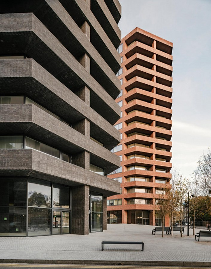 Hoxton Press by David Chipperfield