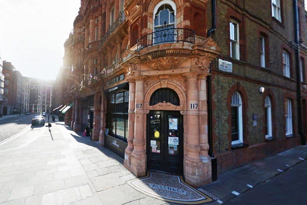 Mount Street Mayfair, London by Forward architects