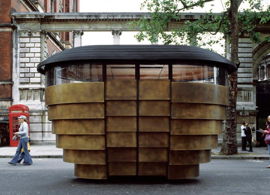 Paperhouse by Heatherwick