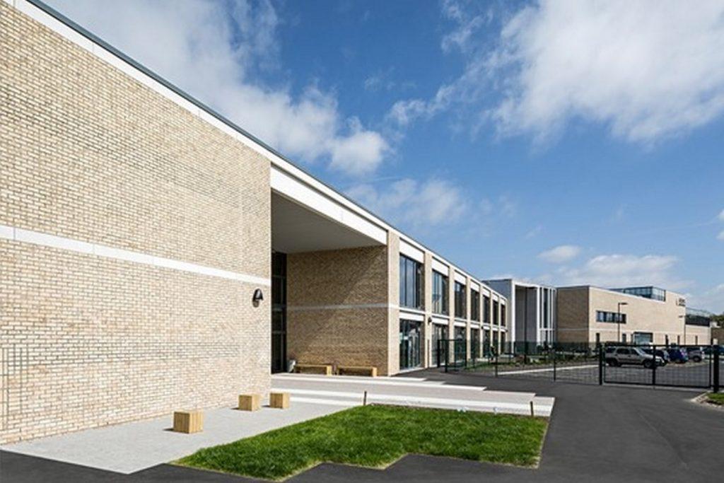 Garnock Campus by J M Architects