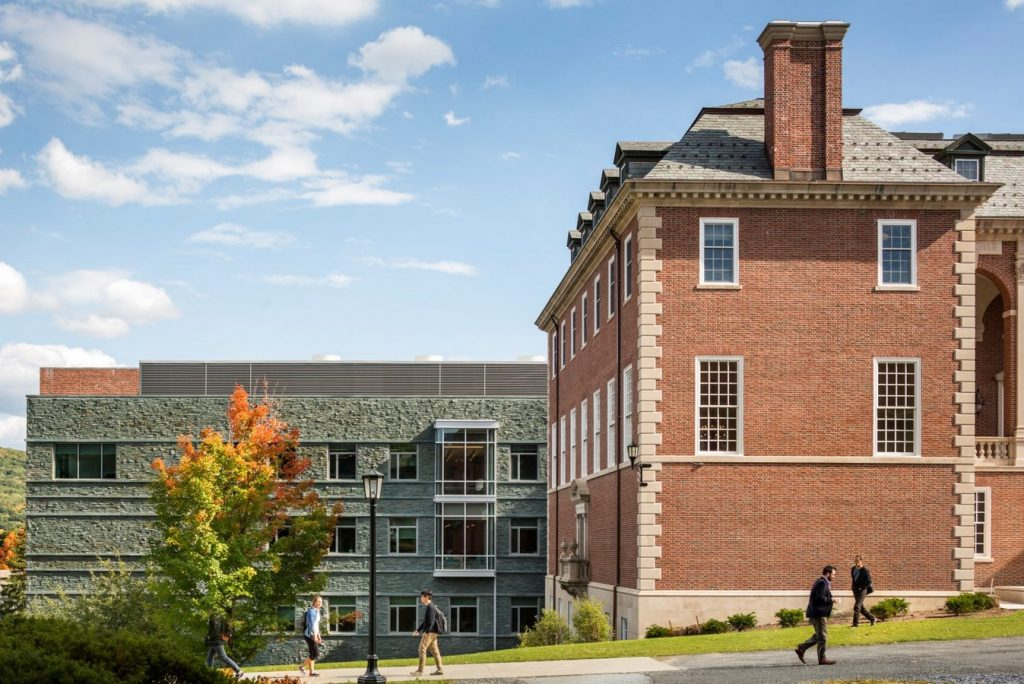 Architects in Seattle - Williams College Library by BCJ