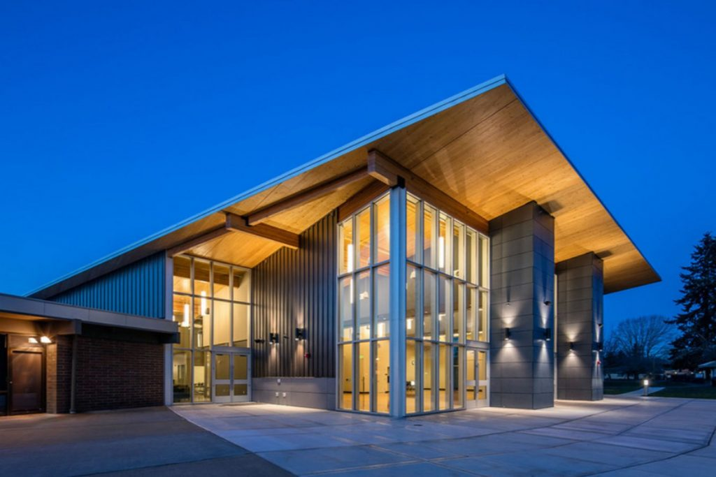 Architects in Seattle   Top Architecture Firms in Seattle - Auburn Youth and community center by Arc