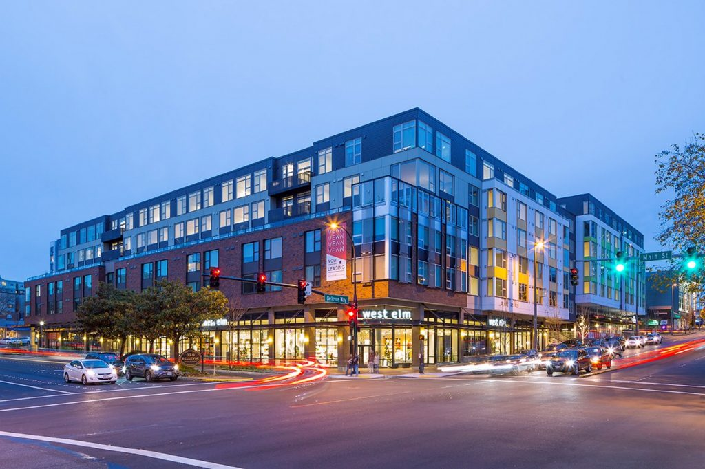 Architects in Seattle   Top Architecture Firms in Seattle - Venn at main by Baylis
