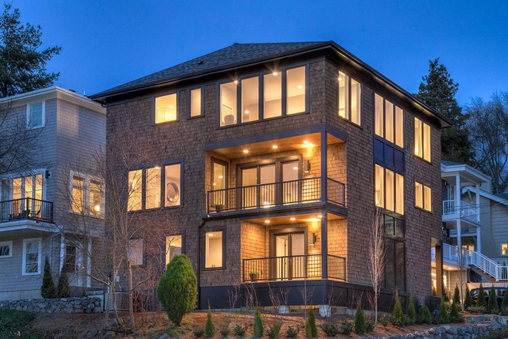 Architects in Seattle   Top Architecture Firms in Seattle - Queen Anne build by Boehm Design