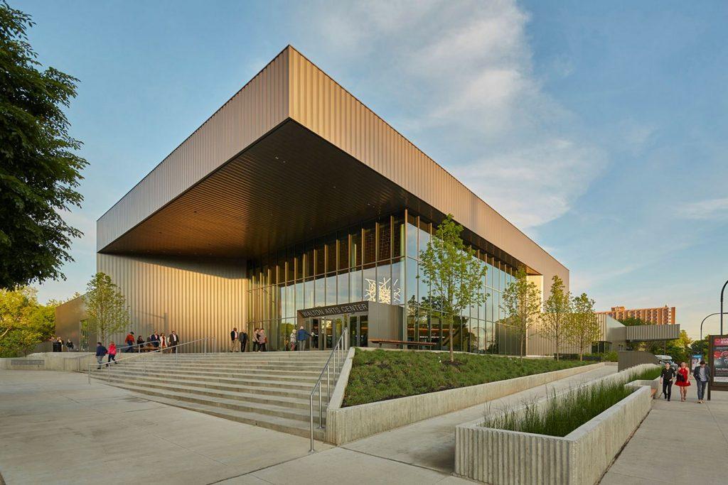 Walton Arts Center by BORA