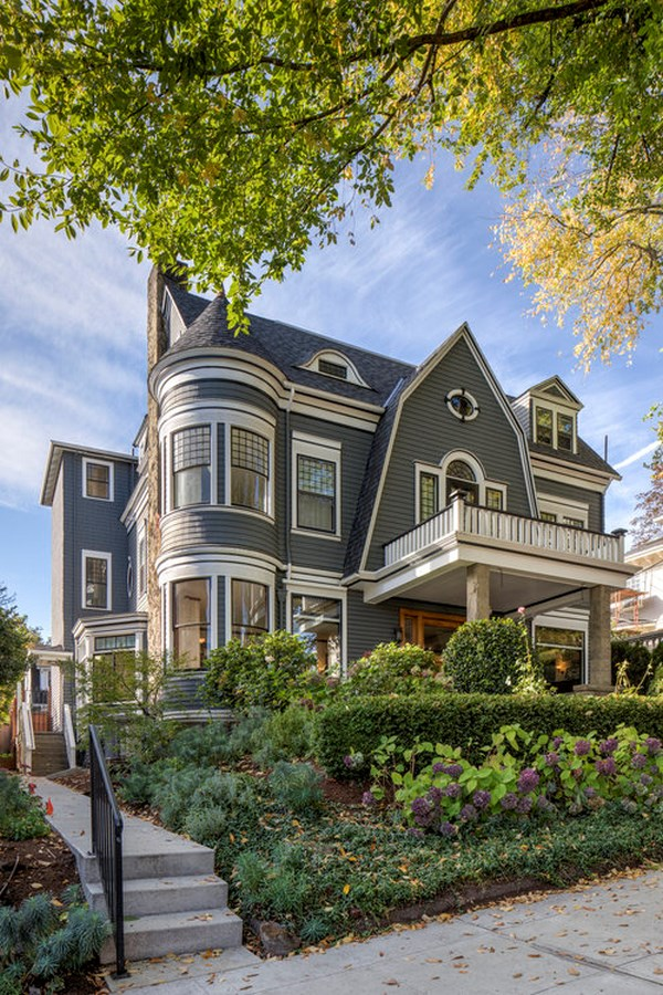 Historic Queen Anne by Buckenmeyer Architect