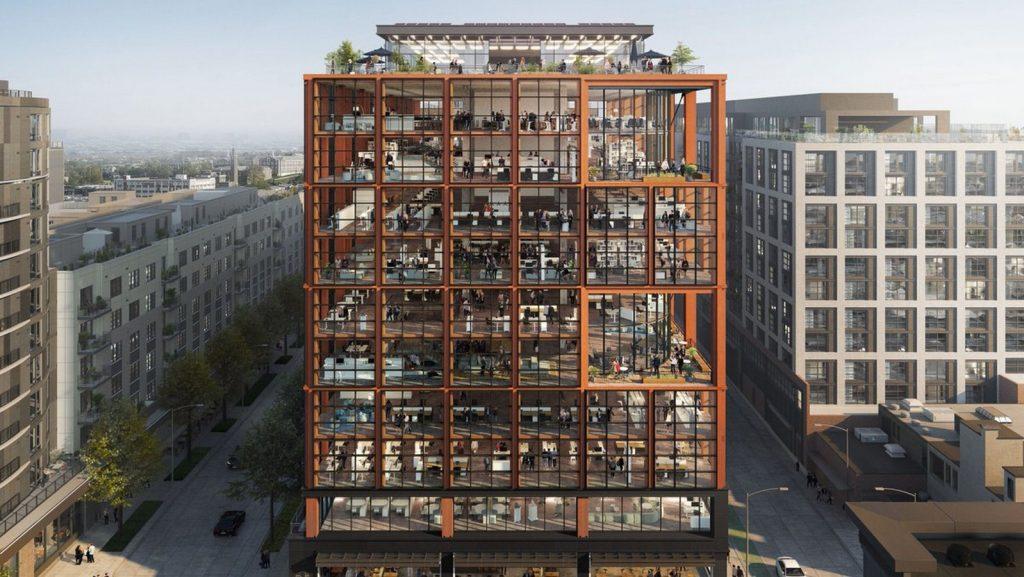 Design by Gensler Architects