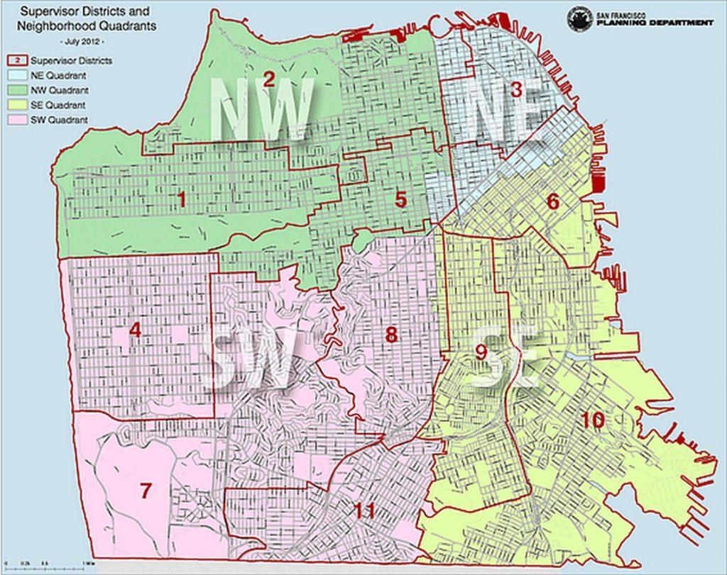 URBAN PLANNING- SAN FRANCISCO - sheet2