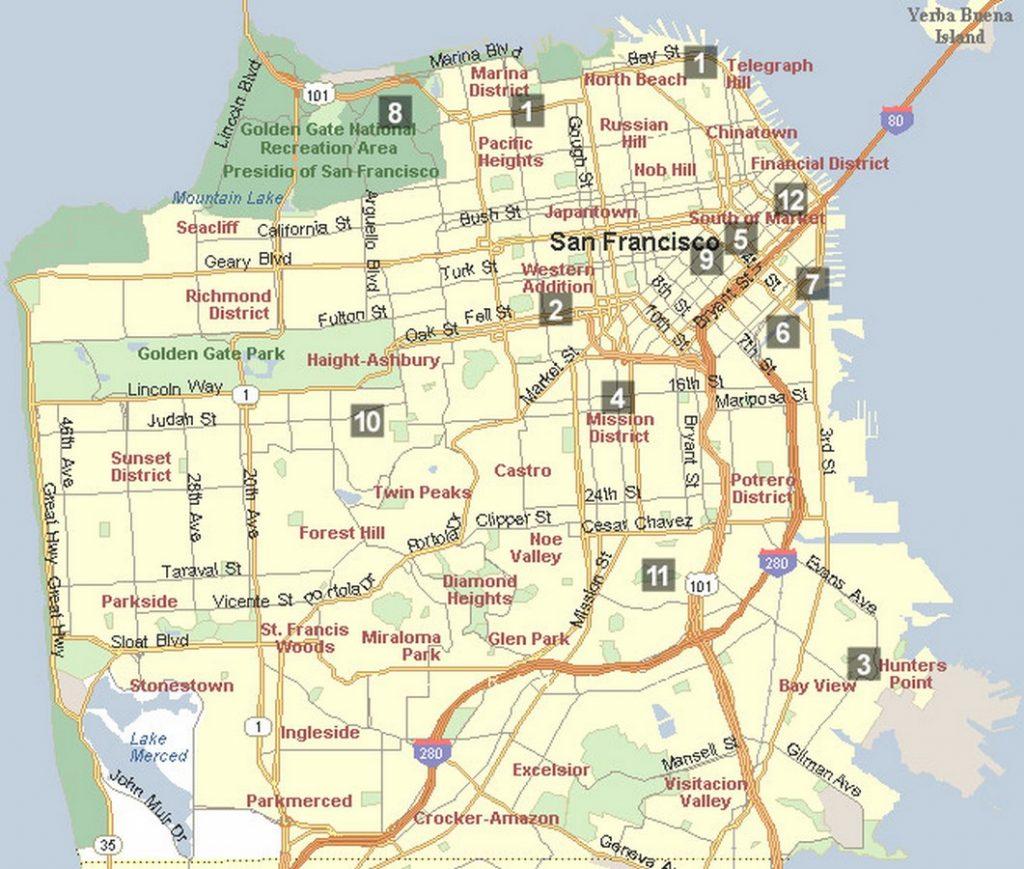 URBAN PLANNING- SAN FRANCISCO - sheet3