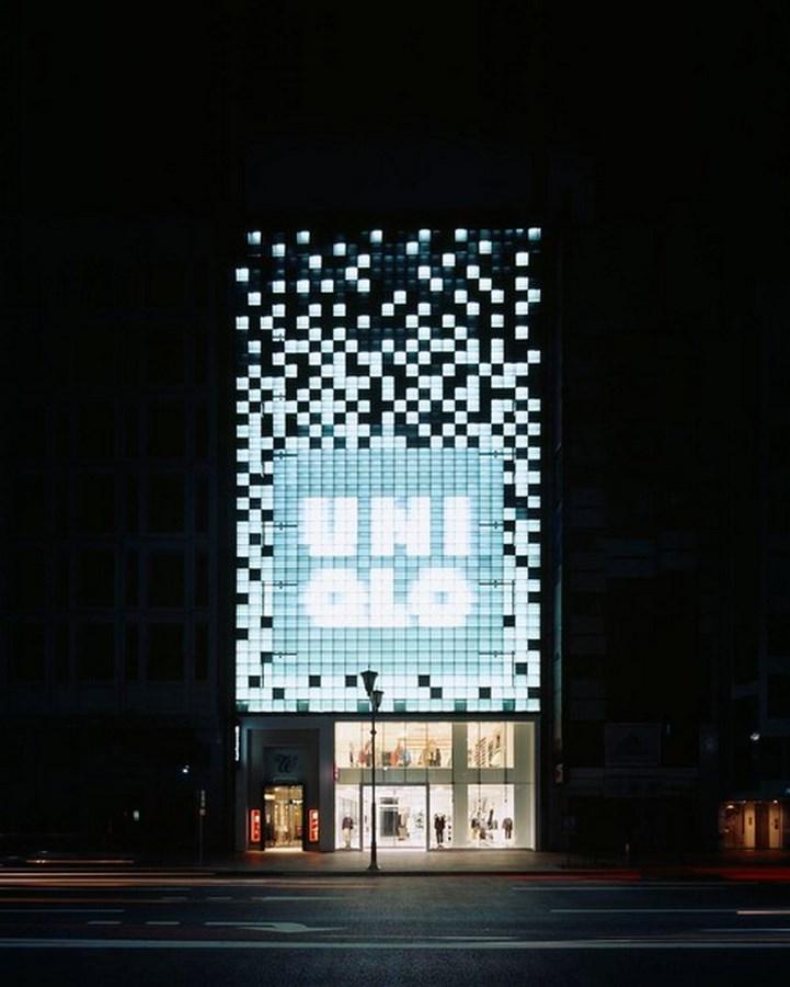 Uniqlo by Klein Dytham Architecture