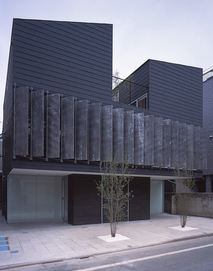 TOP 50 ARCHITECTURE FIRMS IN TOKYO - sheet25