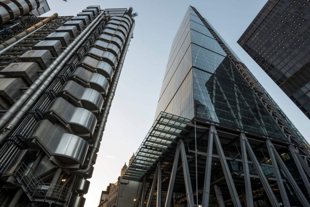 he Leadenhall Building by Rogers Stirk Harbour + Partners