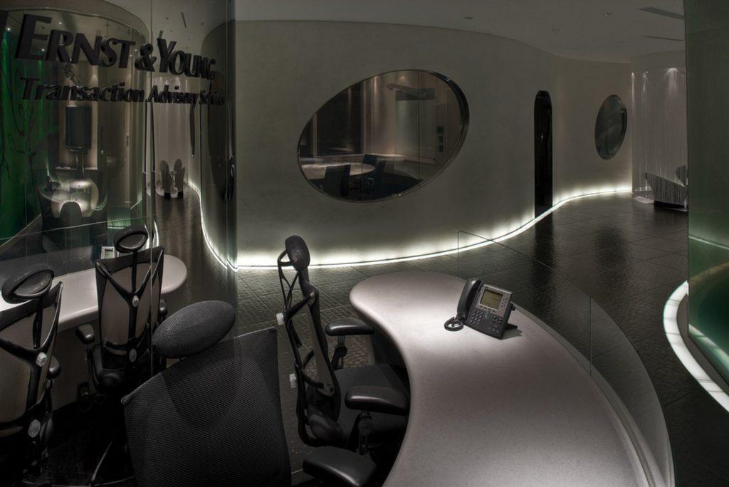 Ernst & Young by Van Der Architects